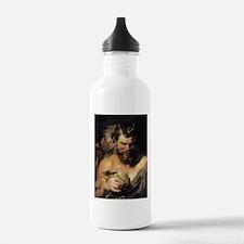 Two Satyrs Water Bottle