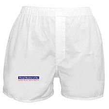Immoral Minority Boxer Shorts