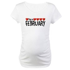Due in February - Hearts Shirt