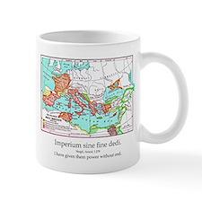 CANE Roman Republic Map Mug