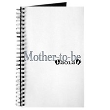 Mother-to-Be 2012 Boy Journal