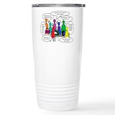 Unique Lab tech Travel Mug