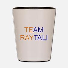Team Raytali Shot Glass