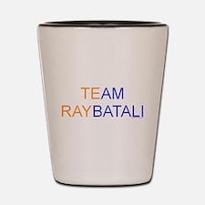 Team Raybatali Shot Glass
