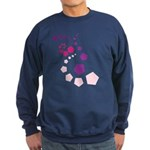 Pentagons taste like Grape Soda Sweatshirt (dark)