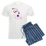 Pentagons taste like Grape Soda Men's Light Pajama