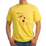 Pentagons taste like Grape Soda Yellow T-Shirt