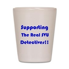 Cute Law and order Shot Glass