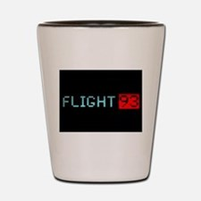 Remembering Flight 93 Shot Glass