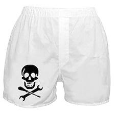 Mechanic Pirate Boxer Shorts