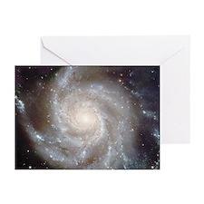 M101 Pinwheel Galaxy Greeting Cards (Pk of 10)