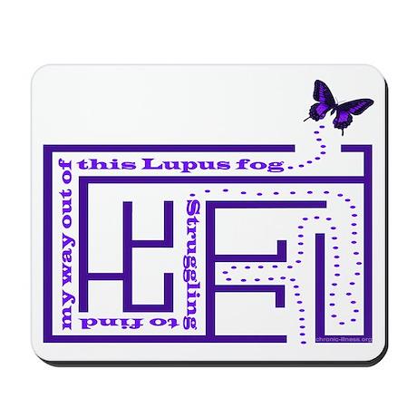 Lupus Fog Mousepad