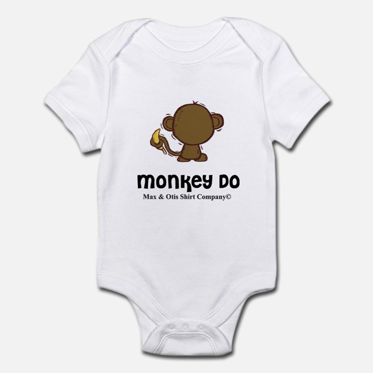 cute monkey sayings on baby clothes amp gifts baby