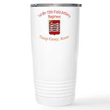 1st Bn 15th Field Artillery Travel Mug