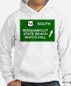 Cute Watch hill rhode island Hoodie