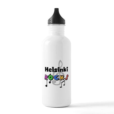 Helsinki Rocks Stainless Water Bottle 1.0L