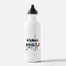 Lisbon Rocks Water Bottle