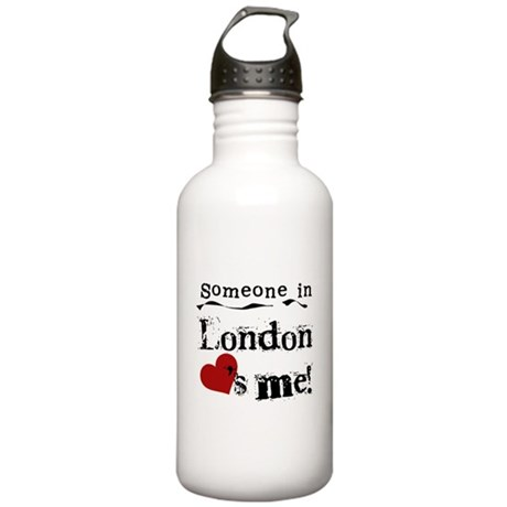 Someone in London Stainless Water Bottle 1.0L