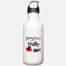 Philly Loves Me Water Bottle