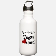 Vegas Loves Me Water Bottle