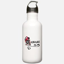 Heart Delaware Water Bottle