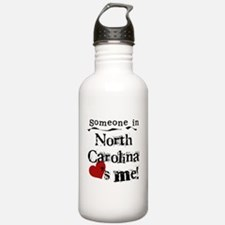 Someone in North Carolina Water Bottle