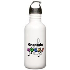 Grenada Rocks Water Bottle