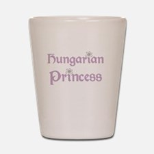 Unique Hungary Shot Glass