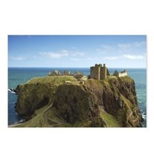 Dunnottar Castle Postcards (Package of 8)