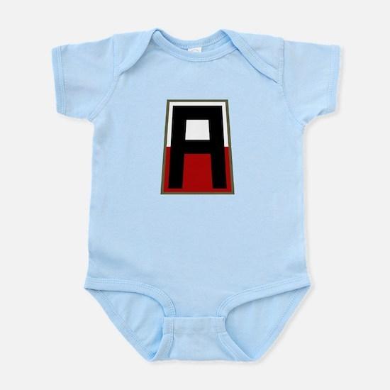 1st Army Infant Bodysuit