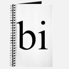 Cute Bicurious Journal