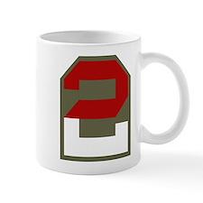2nd Army Small Mug