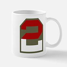 2nd Army Small Small Mug