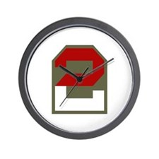 2nd Army Wall Clock