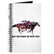 May The Horse Be With You Journal (H)