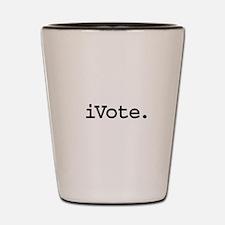 iVote. Shot Glass