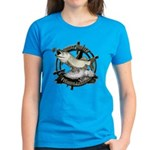 Fishing Legend Women's Dark T-Shirt