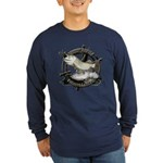 Fishing Legend Long Sleeve Dark T-Shirt