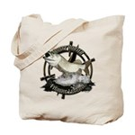 Fishing Legend Tote Bag