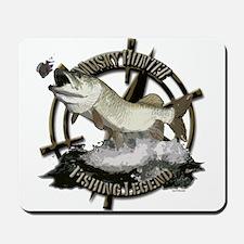 Fishing Legend Mousepad