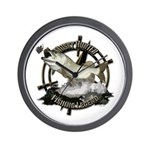 Fishing Legend Wall Clock