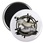 "Fishing Legend 2.25"" Magnet (100 pack)"