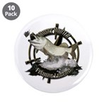 "Fishing Legend 3.5"" Button (10 pack)"