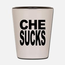 Che Sucks Shot Glass