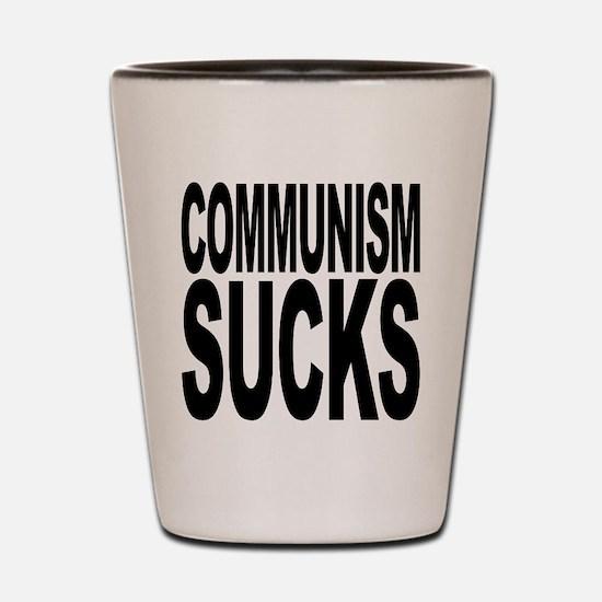 Communism Sucks Shot Glass