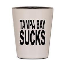 Tampa Bay Sucks Shot Glass