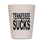 Tennessee Sucks Shot Glass