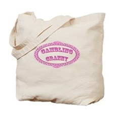Gambling Granny Tote Bag
