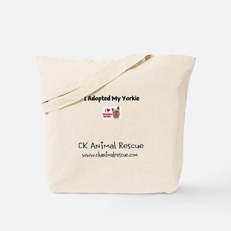 CK Animal RescueTote Bag