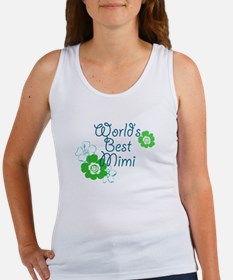 World's Best Mimi Women's Tank Top